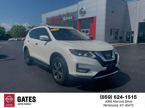 Pre-Owned 2017 Nissan Rogue SL AWD 4D Sport Utility