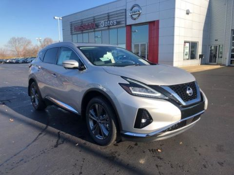 New 2020 Nissan Murano AWD Platinum