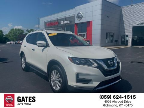 Pre-Owned 2017 Nissan Rogue SV AWD 4D Sport Utility